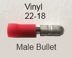 EL 140 -Reg.or Bulk -  Male Bullet