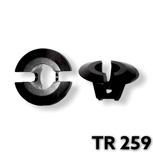 "TR259 -10 or 40   / GM ""Use with TR 258"""
