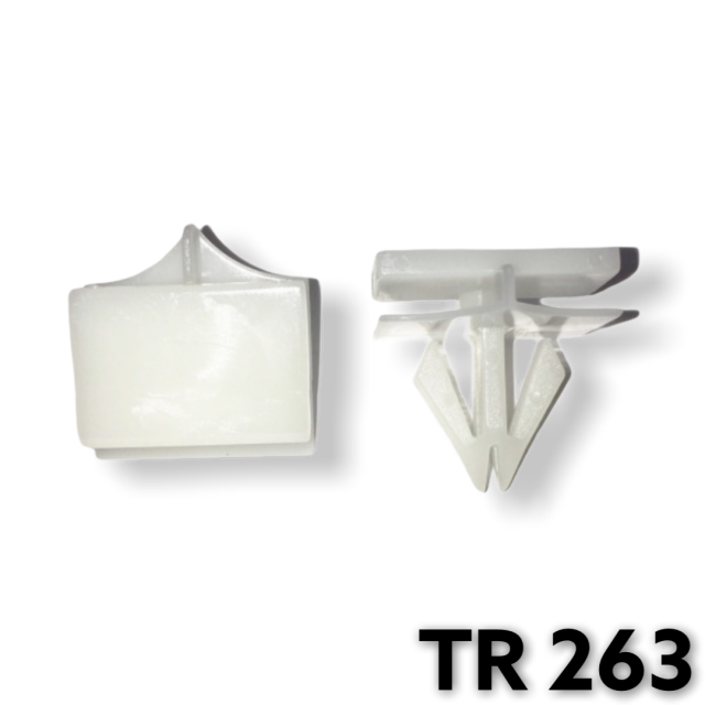 TR263 -10 or 40   / Chev. Mldg. Clip(OUTofSTOCK)