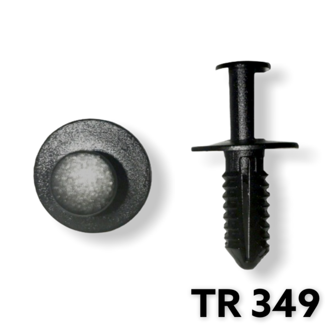 TR349 - 15 or 60 / Mercedes Push Type Ret.