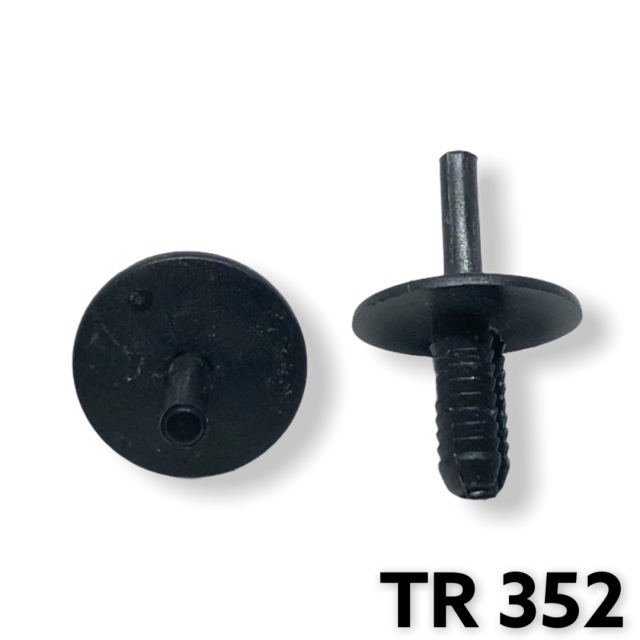 TR 352 - 25 or 100 / BMW - Push Type Ret. / 6.3mm Hole