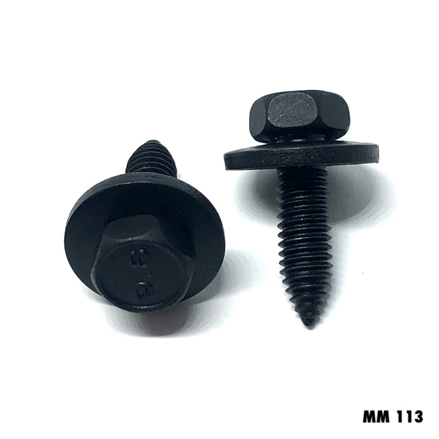 MM113 - 50 or 200  -    6x20mm Body Bolt