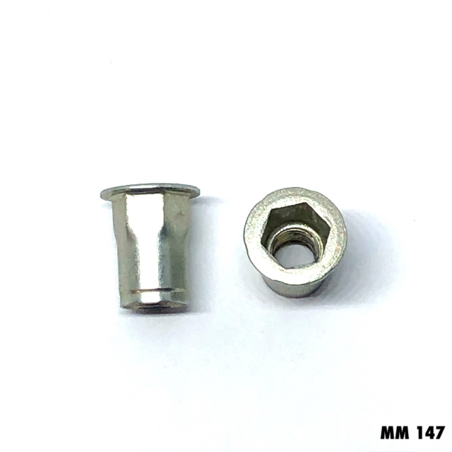 MM147 -Reg.or Bulk  / M5-.8 Nutserts