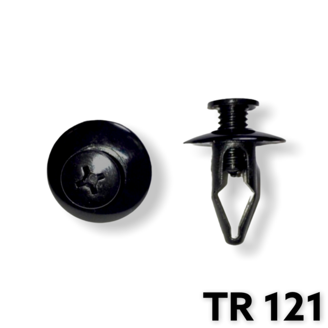 TR121 - 25 or 100 / Imports Fender Shield