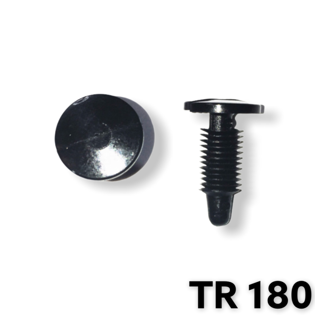 "TR180 - 50 or 200 / Trim Panel Ret. (1/4"" Hole)"