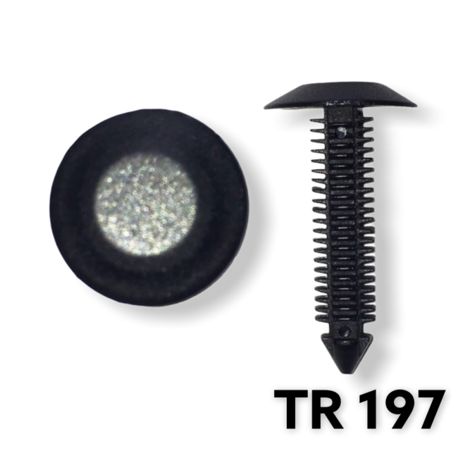 "TR197 - 25 or 100 / Hood Seal Retainer (5/16"" Hole)"