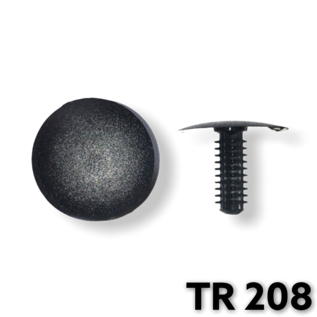 "TR208 / Trim Panel Ret.  (3/16"" Hole)"