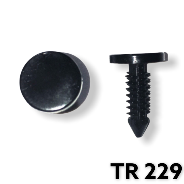 "TR229 / 50 or 200 / Dash Panel Ret. (3/16"" Hole)"