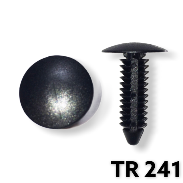"TR241 -50 or 200   / Splash Shield Retainer (1/4"" Hole)"