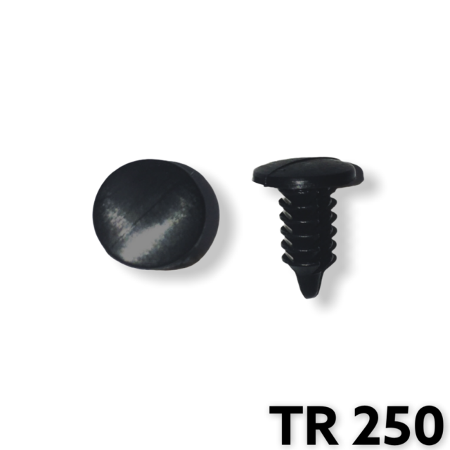 TR250 - 50 or 200 / Shield Retainer (4mm)