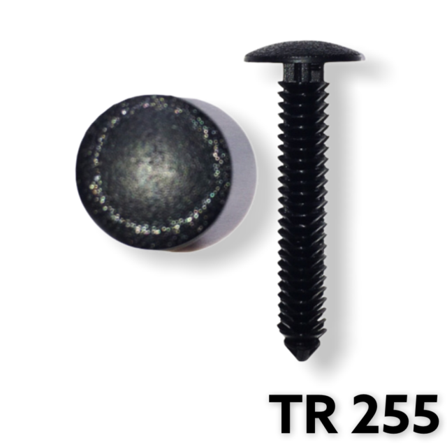 "TR255 - 20 or 80 / Mud Flap Retainer (1/4"" Hole)"