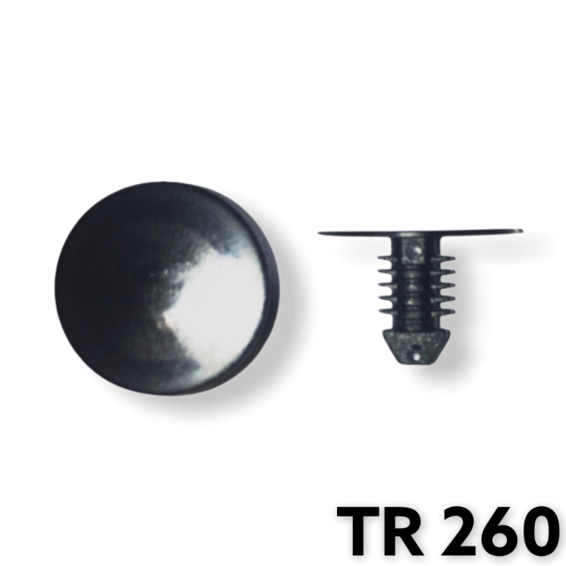 "TR260 - 50 or 200 / Mud Shield Ret (1/4"" Hole)"