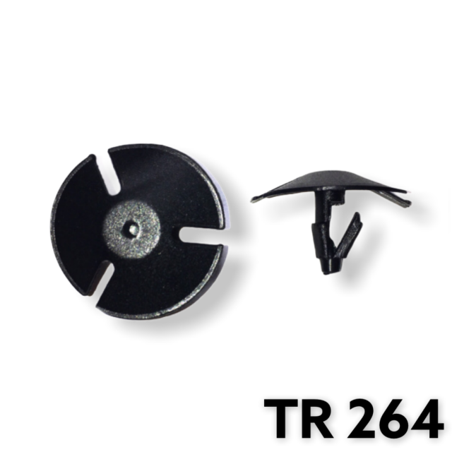 TR264 - 25 or 100 / Hood Ins. & Fender Shield Ret.