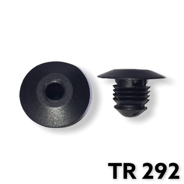 "TR292 -15 or 60 / Bumper Fascia Retainer (1/2"" Hole)"