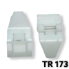 TR173 - 10 or 40 / Door Belt Mldg. Ret.
