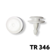 TR346 - 25 or 100  / Nissan Cowl Vent Ret.