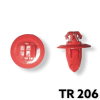 TR206 - 20 or 80 / Toyota Fender Flair