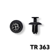 "TR363 - 15 or 60 / Toyota - Small 5mm (3/16"") Hole Size"
