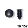 "TR157 - 25 or 100 / Trim Panel Retainer (11/32"" hole)"