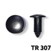 TR307 -25 or 100 / Fascia Bumper Retainer (10mm Hole)